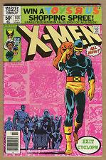 Uncanny X-Men #138- History of X men Recounted! - 1980 (Grade 9.0) WH