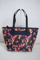 Fossil Keyper Key Per Key-Per Shopper Multi Dot Bag Large BNWT