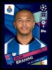 Topps Champions League 2018/19 - Yacine Brahimi FC Porto No. 416