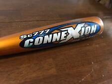 Easton Zcore Sc777 Connexion 30 in 22.5 oz Big Barrel Titanium Baseball Bat