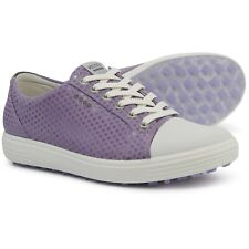 New Women`s ECCO Golf Casual Hybrid Lace Shoes 12201305196