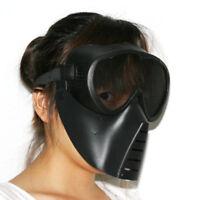 New Skull Airsoft Paintball BB Gun Full Face Protect Mask Gift Poison Free Black