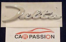 fregio stemma logo LANCIA DELTA 08 scritta posteriore ORIGINALE genuine badge