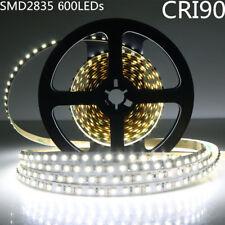 MARSWALLED 5m DC12V CRI RA 90 + LED-Lichtleiste SMD2835 neutrale weiß 600LED