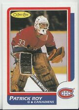 "1986-87 NHL OPC O-Pee-Chee # 53 Patrick Roy RC Rookie Reprint ""25 CARD LOT"""