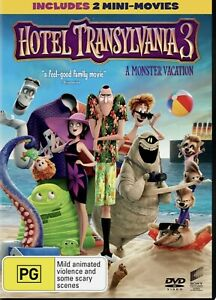 Hotel Transylvania 3 Blu Ray includes FREE POSTAGE