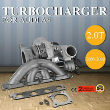 New K03 Turbo Turbocharger for Audi A4 2.0T B7 BUL BWE BWT 2005 2007 2008 2009