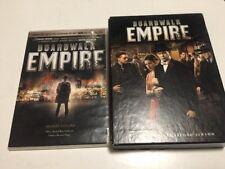 BOARDWALK EMPIRE Season 2 DVD Complete 5-Disc Set 2012 Plus Pilot Episode