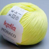 88500 GATSBY von Katia - 50 g // ca BLANCO//PLATA 118 m Wolle