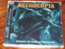 necrocopia - 13 Doom / Stoner Rock Titres - Neuf