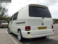 For VW T4 Transporter TAILGATE REAR DOOR LOWER Spoiler skirt ADDON Extension