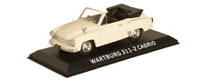 Wartburg 311-2 Cabrio - PRL Cars Gold Collection No. 36 - 1/43