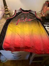 Fubu Basketball Jersey Size Xl Ltd Edition Gradient Color Tank Top Hip Hop Rap