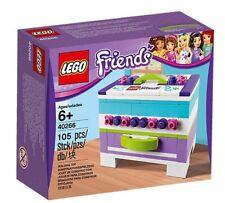 NEW LEGO FRIENDS  #40266 Mini Keepsake Box -- NIB