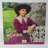 The Secret Garden 1987 PG Laserdisc Gennie James Barret Oliver Colin Firth