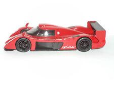 Sammlung Modellauto TOYOTA GT-ONE von DeAgostini 1:43 # 26 NEU!