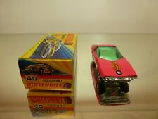 MATCHBOX 40 VAUXHALL GUILDSMAN 1 - PINK - EXCELLENT CONDITION IN BOX
