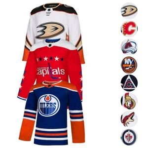 NHL Adidas Men's Authentic On-Ice Pro Jersey Collection