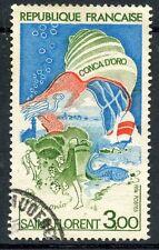 STAMP / TIMBRE FRANCE OBLITERE N° 1794 GOLFE DE SAINT FLORENT