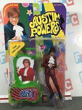 McFarlane Austin Powers Movie Series Austin Powers Figure Mike Myers Book Yeah B