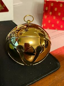 Wallace Silversmith 2021 Annual Christmas Ornament Christmas Bells 1996 Year Manufactured Collectible Holiday Seasonal Ornaments 1990 1999 Time Period Manufactured For Sale Ebay