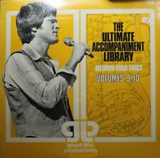 White Gospel Sealed Lp The Ultimate Accompaniment Library Medium-High Voice, Vol