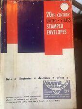 20Th Century United States Stamped Envelopes By Prescott Thorpe