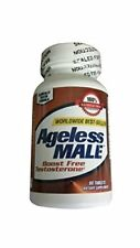 Ageless Male - Boost Free Testosterone for Increased Overall Energy 60 Tablets