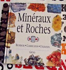 Minéraux et Roches sylvinite ,lazurite ,Leucite , Béryl pierre précieuse grenat