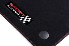 Exclusive-Sport Fußmatten für Mercedes GLE W166 ab Bj 2011