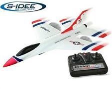 s-idee® 21005 Flugzeug FX823 Flieger rc ferngesteuert mit 2.4 Ghz