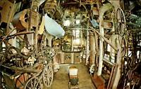Mercer Museum~Bucks County Historical Society~Doylestown PA~antique fire engine