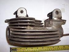 VINTAGE MATCHLESS  TWIN 600  AJS   AMC CYLINDER HEAD LEFT  ENGINE             78