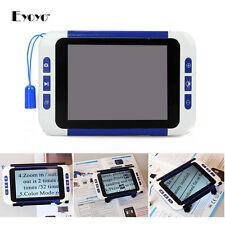 "Portable 3,5 ""LCD-Tasche elektronische Video-Lupe für Low Vision Read Aiding"