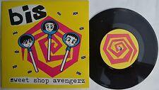 """BIS Sweet Shop Avengerz 1997 UK limited edition 3-track 7"""" vinyl"""