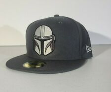 New Era Exclusive The Mandalorian 59Fifty Fitted Cap Size 7 3/8