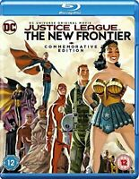 JUSTICE LEAGUE THE NEW FRONTIER COMMEMORATIVE EDITION [Blu-ray] [DVD][Region 2]