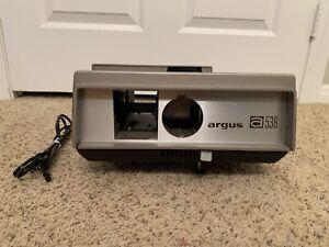 Vintage Argus A538 Slide Projector