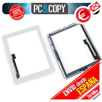 PANTALLA TACTIL PARA iPad 4 A1459 BLANCA DIGITALIZADOR CRISTAL TOUCH SCREEn+ADH