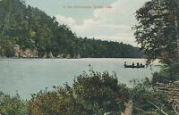 ADIRONDACK MOUNTAINS NY – Crystal Lake - 1910