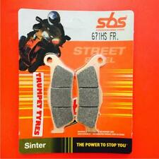 KTM SX-F 520 Racing 00 > 02 Front Brake Sinter Pads EO QUALITY 671HS