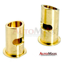 5r55n 5r55s 5r55w Ford Transmission Servo Bore Sleeve Set Brass 1999 Up Fits Mustang Gt