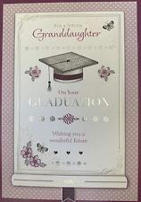 Granddaughter On Her Graduation Card