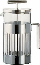 Alessi - 9094/8 - Press filter coffee maker or infuser - 8 Cup, 72 cl Capacity