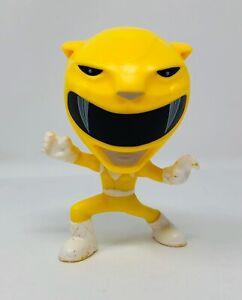 Burger King 2018 Mighty Morphin Power Ranger 25th Anniversary Yellow Ranger