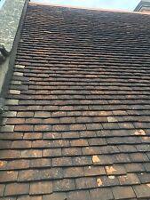 Reclaimed Handmade Kent Peg Roof Tiles