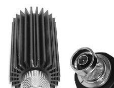 15 Watt N-TYPE PLUG 50 Ohm Dummy Load RF Radio 15w CB Amateur 10m 2m 70cm Two-Wa