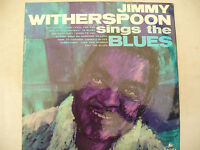 JIMMY WITHERSPOON LP SINGS THE BLUES