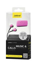 OEM JABRA CLIPPER STEREO BLUETOOTH EARPHONES HEADSET HEADPHONES WIRELESS PINK
