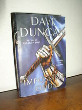 Impossible Odds by Dave Duncan (2003, Hardcover,DJ,1'st Edition)